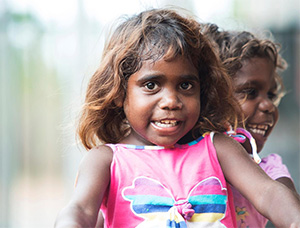 2018 ORCV Fund Raising girl