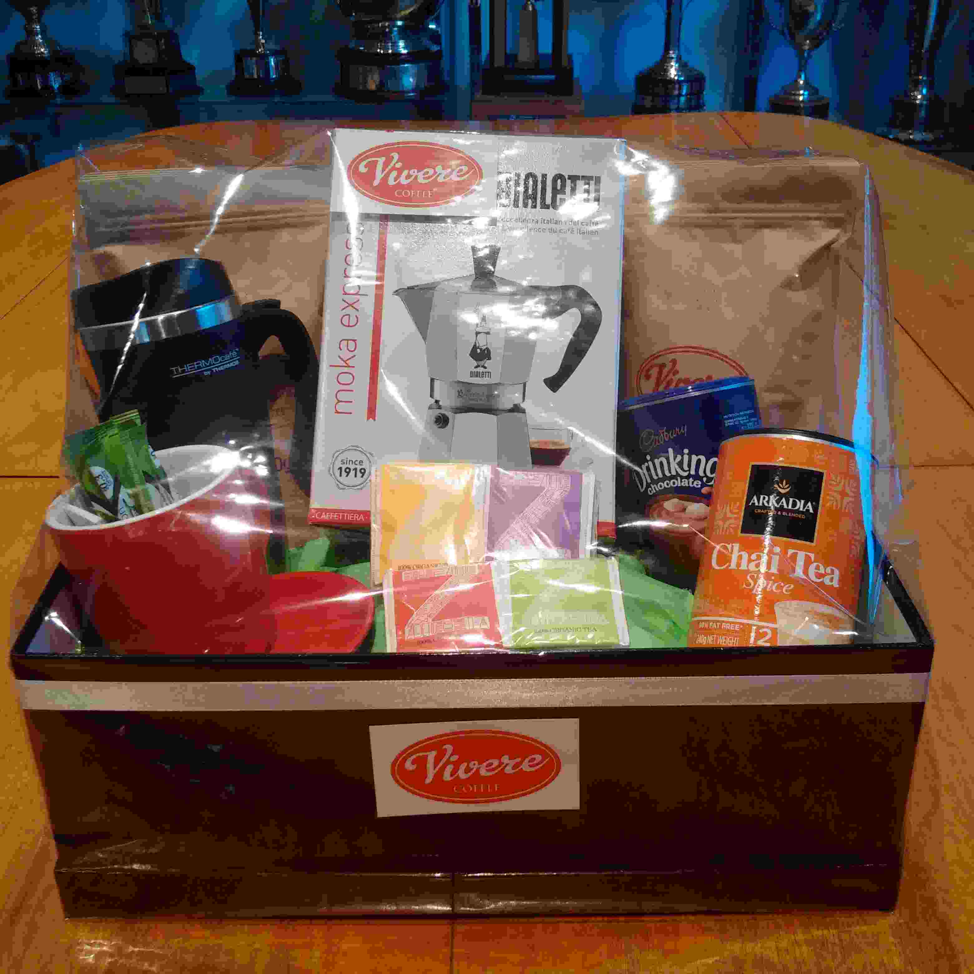 Vivere Coffee Hamper