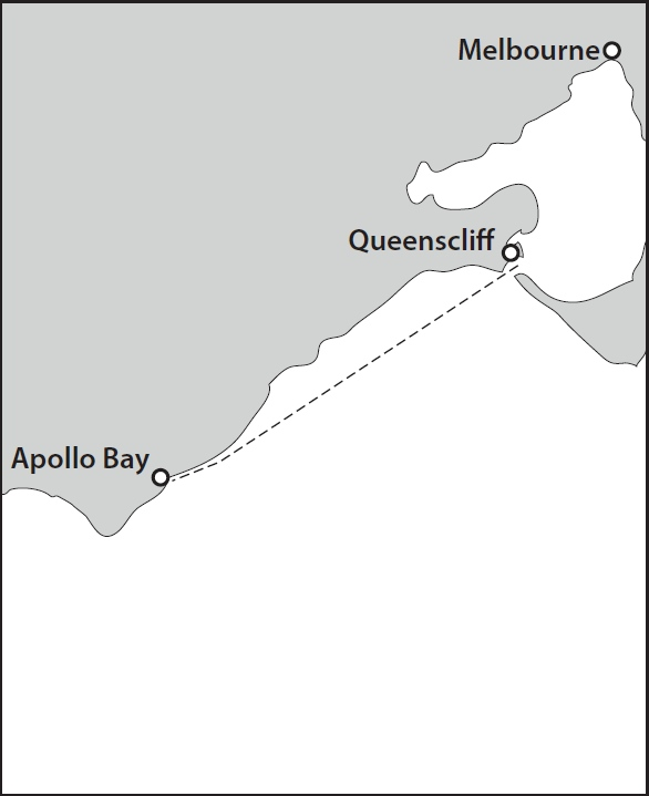 ApolloBay Map