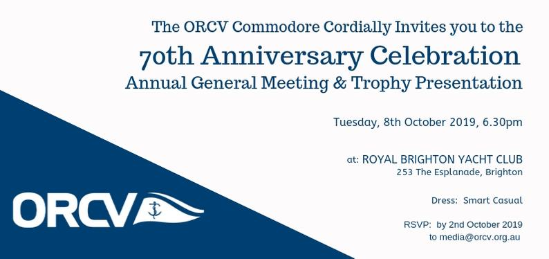 Final DL Invitation 70th Anniversary AGM and Presentation