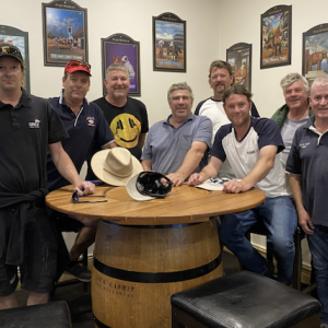 Tevake II crew honour Angus and Holly in 2021 Port Fairy Yacht Race