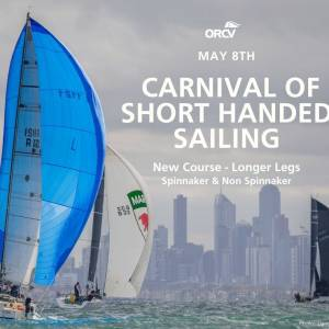 Carnival of Short Handed Sailing now Open for Entries